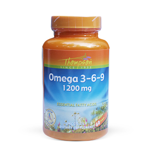 Thompson Omega 3-6-9 1200mg (60 softgels)