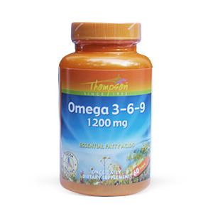 Thompson Omega 3-6-9 1200mg (60 softgels)