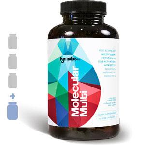 Bottle Molecular Multi (3 + 1FREE)