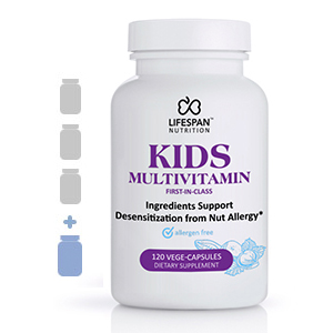 First in Class Kids Multivitamin 3 bottles + 1FREE