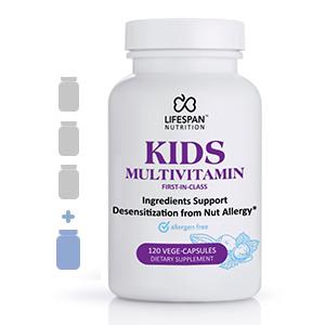 Bottle: Kids Multivitamin 3+1