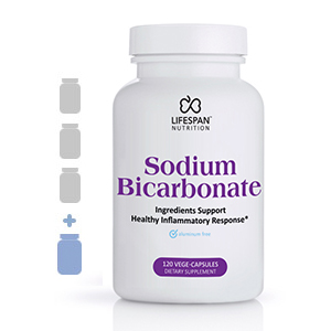Sodium Bicarbonate 3 bottles + 1FREE