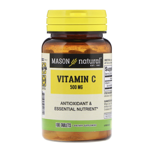Vitamin C 500mg – MASON natural