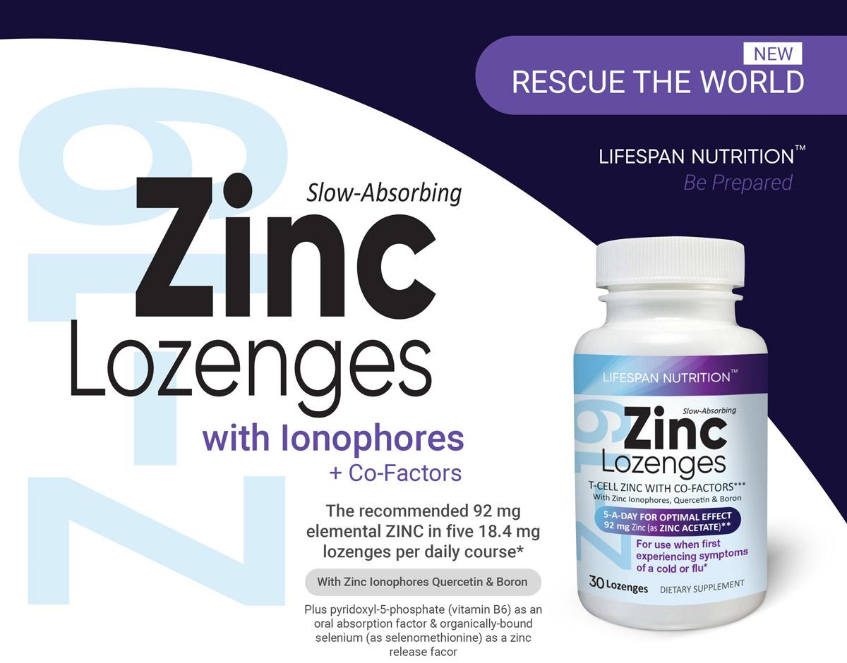 Z-19 Zinc Lozenges Intro