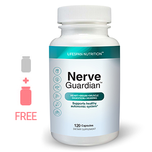 Nerve Guardian Buy 1 Bottle Get 1FREE